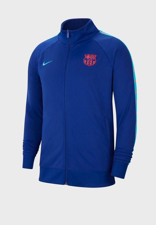 FC Barcelona Just Do It Tape Track Jacket