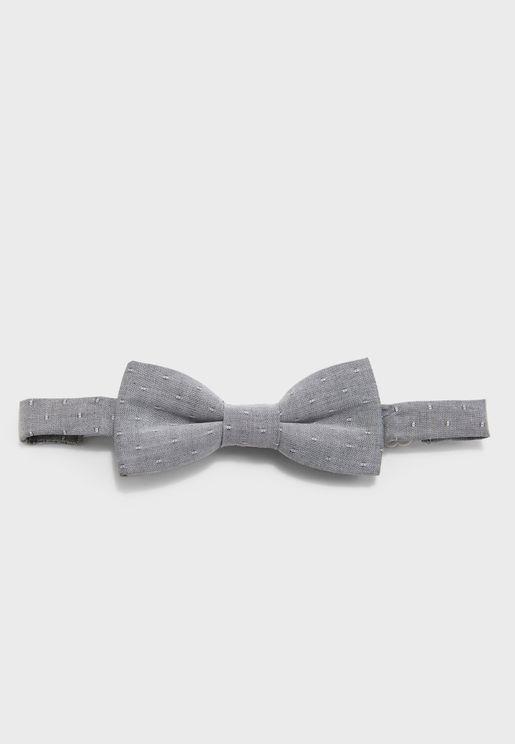 Kids Spotty Bow Tie