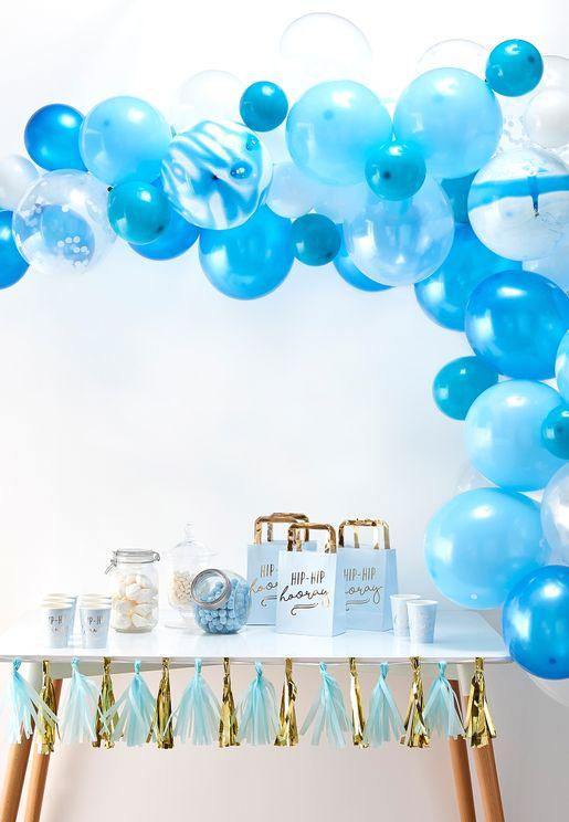 Balloon Arch - Blue