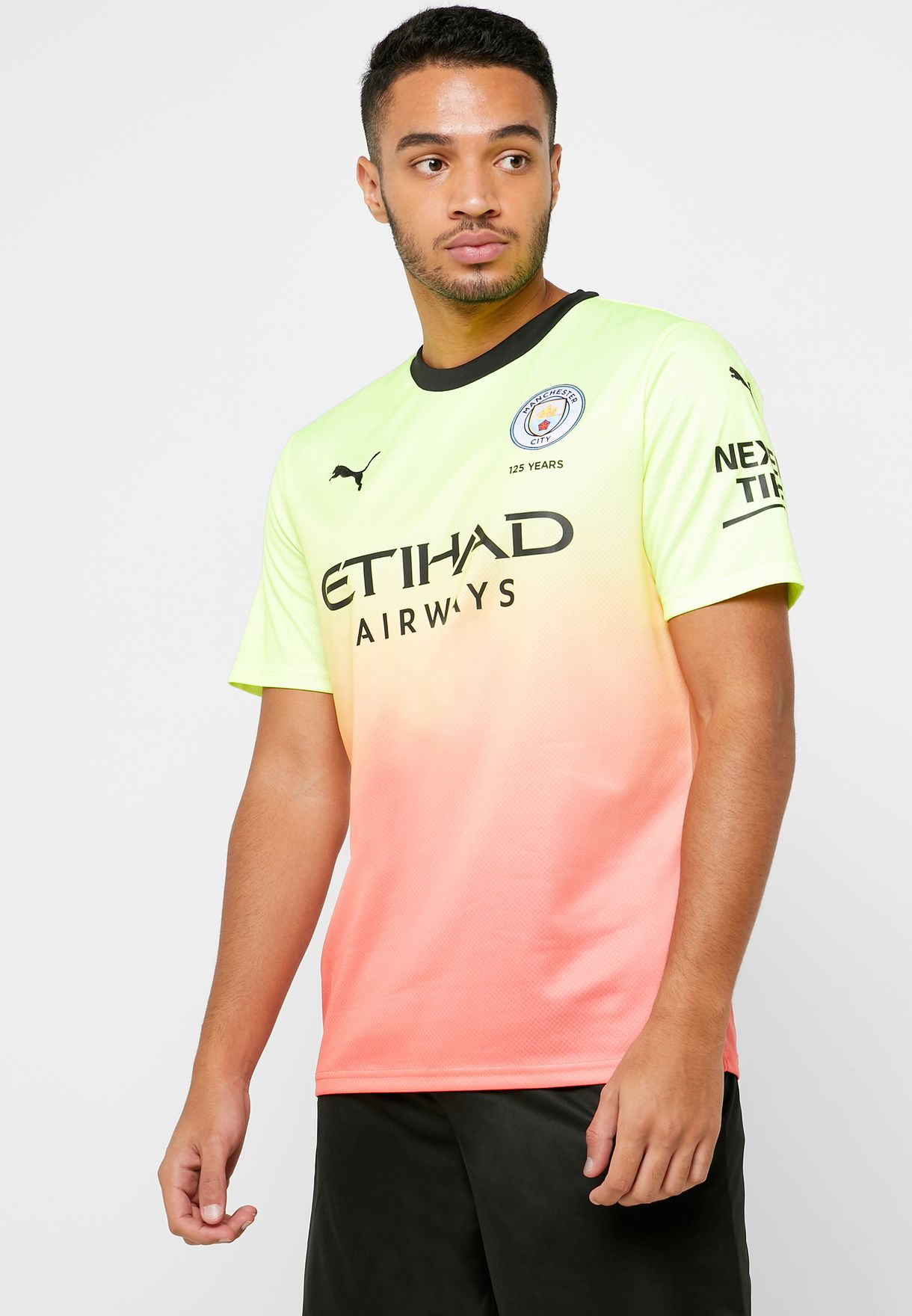 new product 4f70a 0c511 Manchester City Replica 3rd Jersey