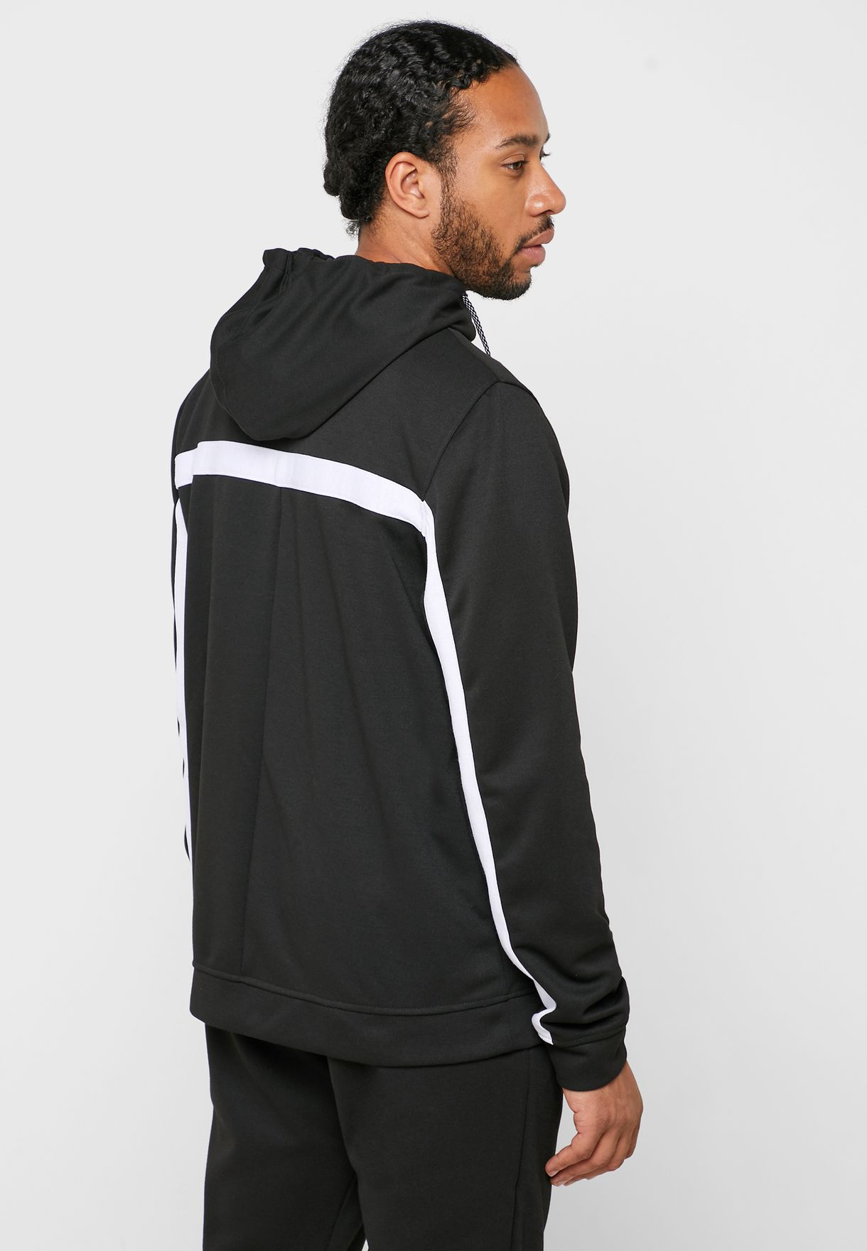 Workout Ready Double Knit Hoodie