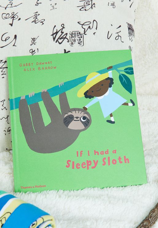 كتاب If I Had A Sleepy Sloth