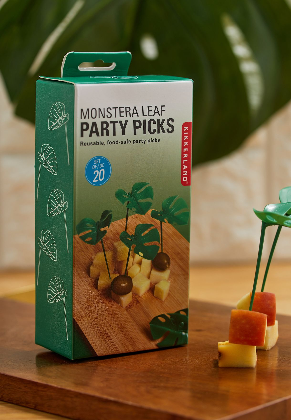 Multipack Monstera Leaf Pick