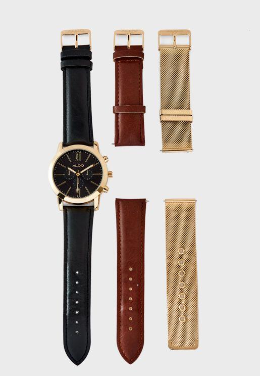 Jondel Multistrap Watch