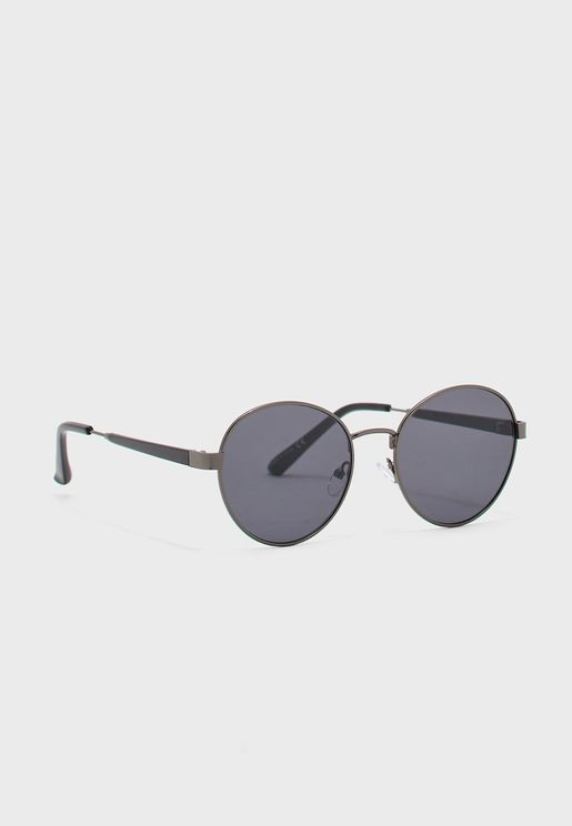 Parade Round Sunglasses