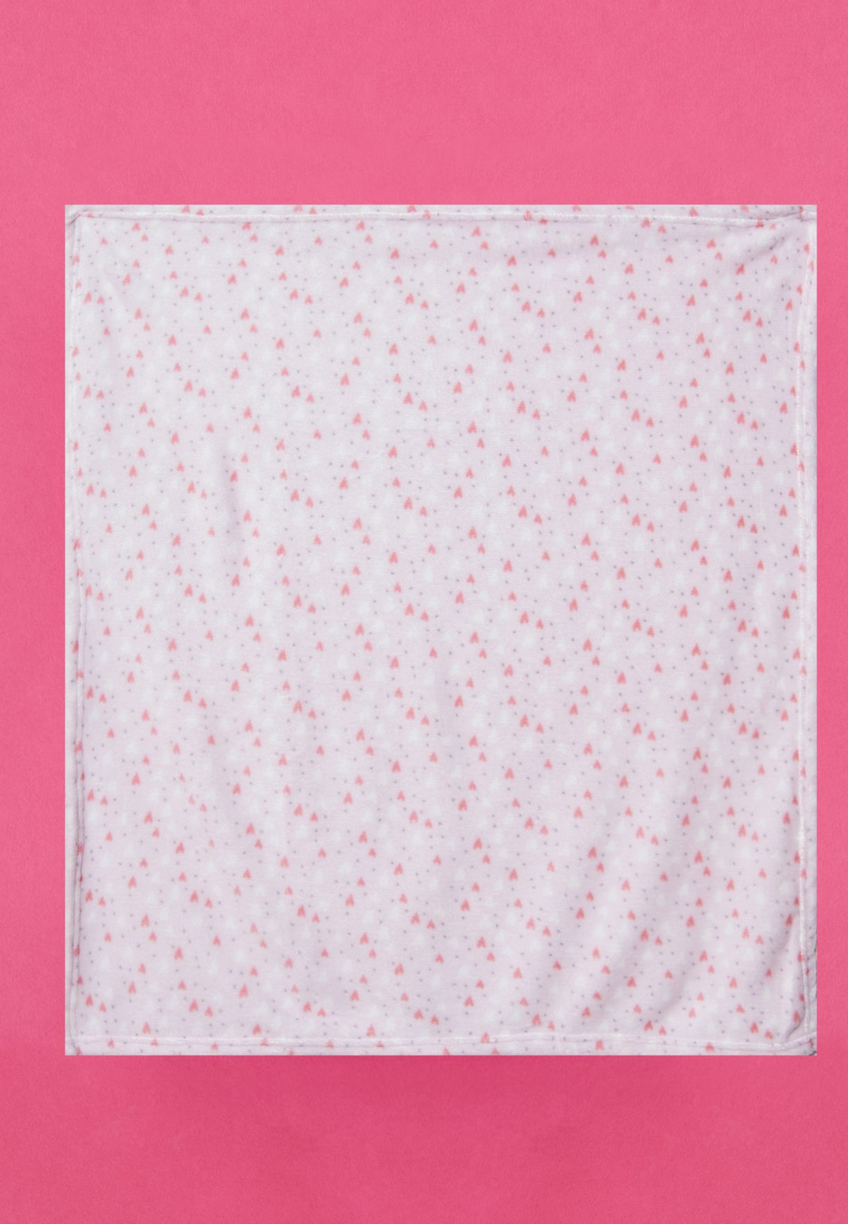 Bunny Comforter And Blanket