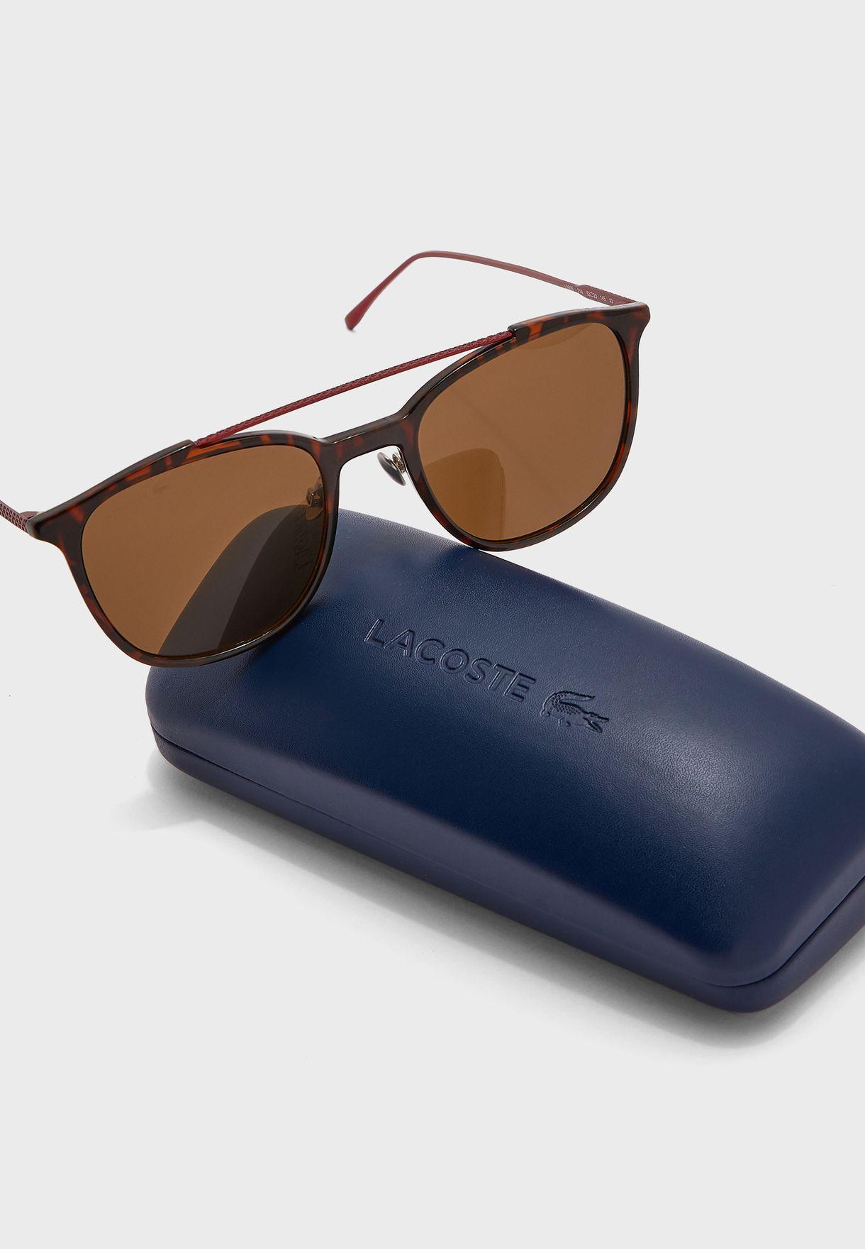 نظارة شمسية مطبعة باذرع رفيعة