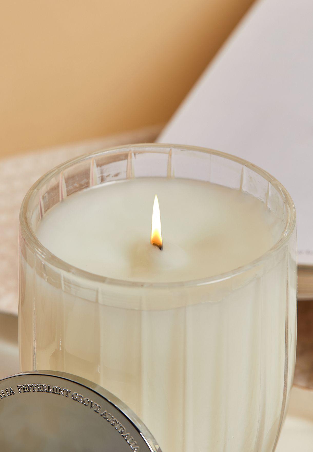 شمعة عطرية 200 غم - ميرمية وارز