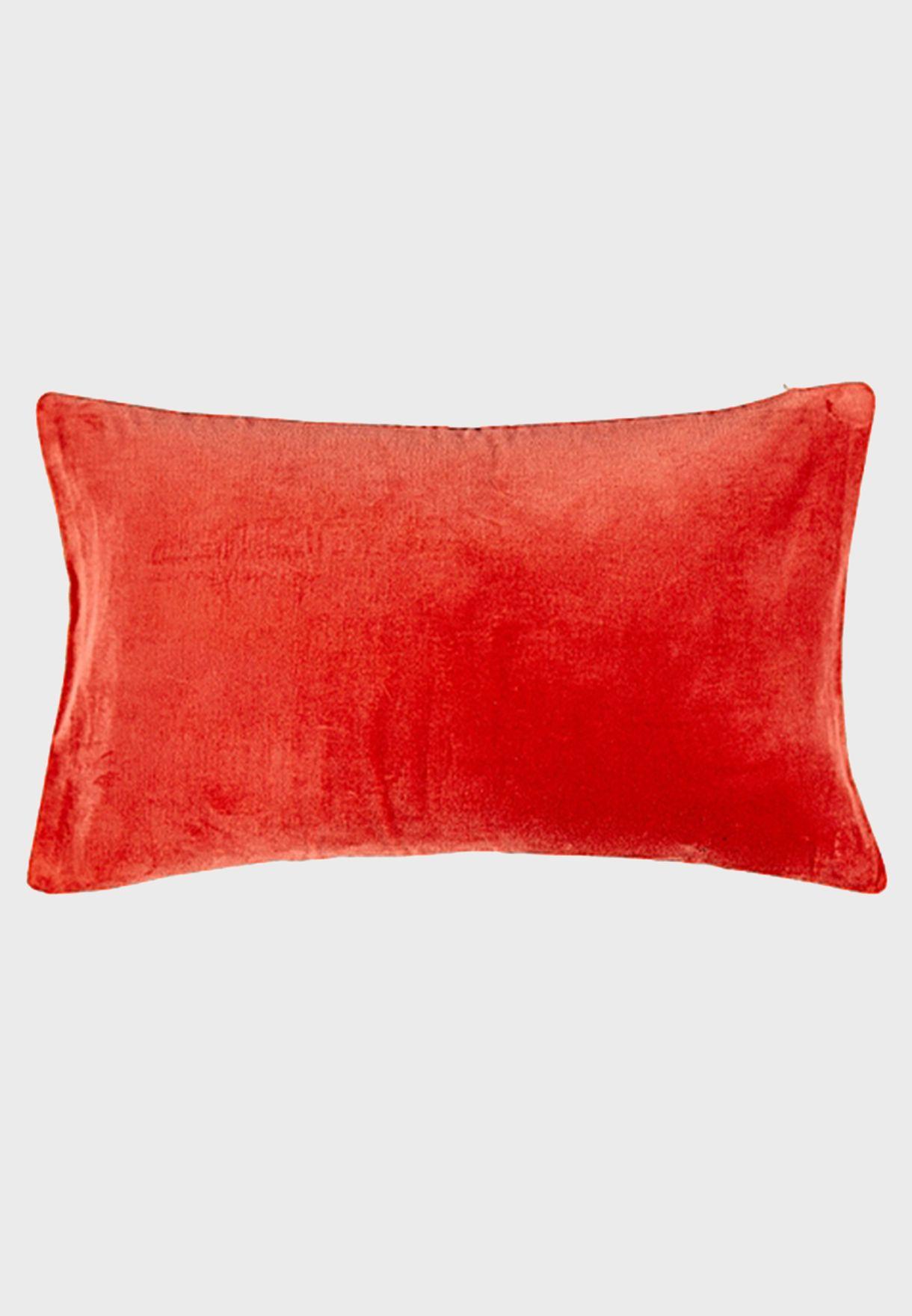 بطانية بتصميم مخملي