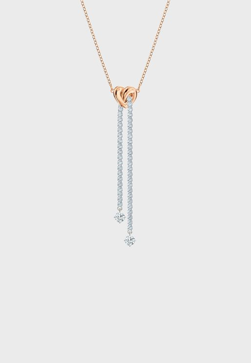 Lifelong Heart Cupchain Necklace