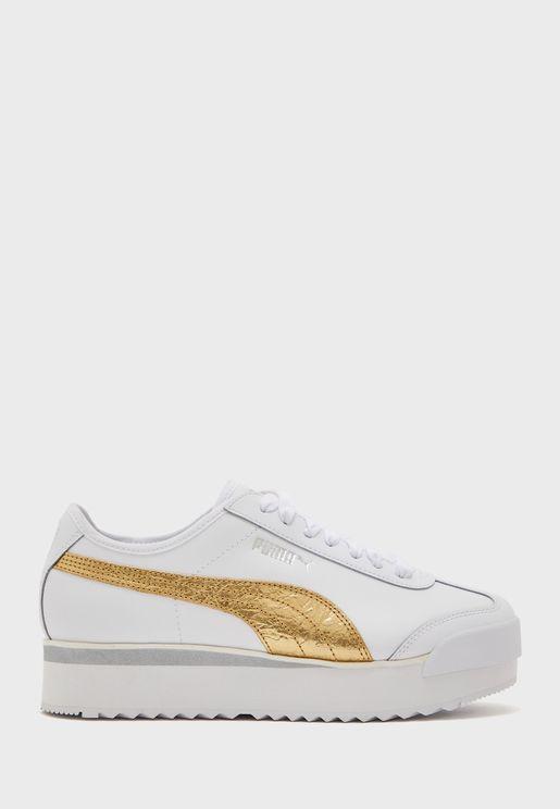 حذاء روما امور ميتال
