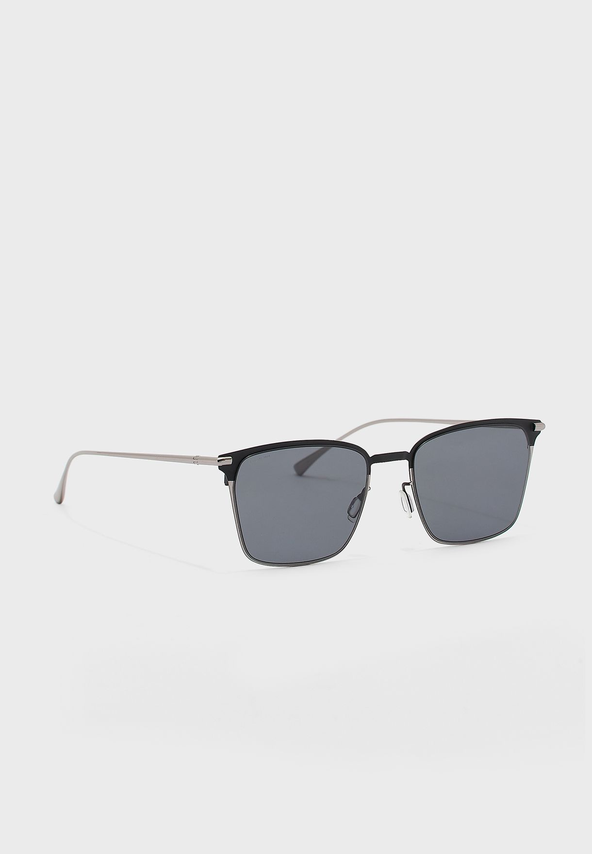 Polarized Clubmaster Sunglasses