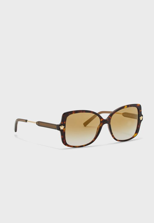 0VE4390 Oversized Sunglasses