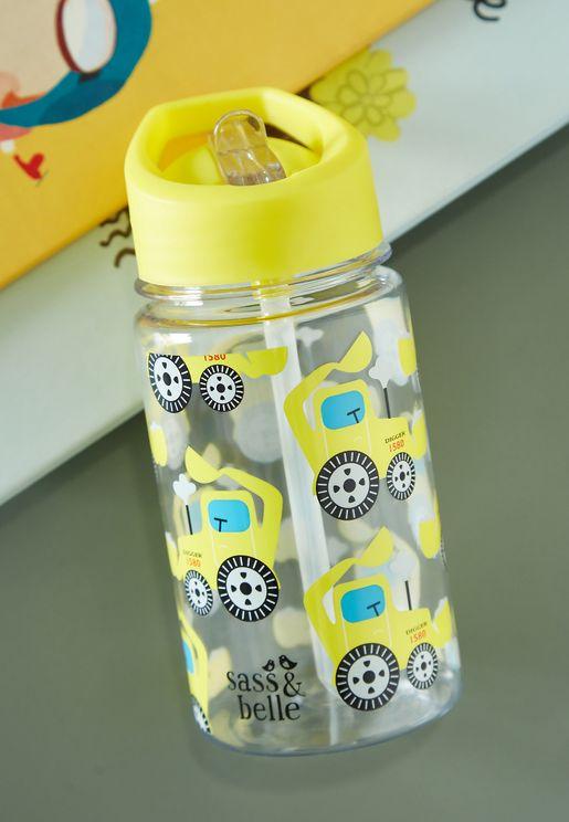 قنينة ماء حفّارة صفراء