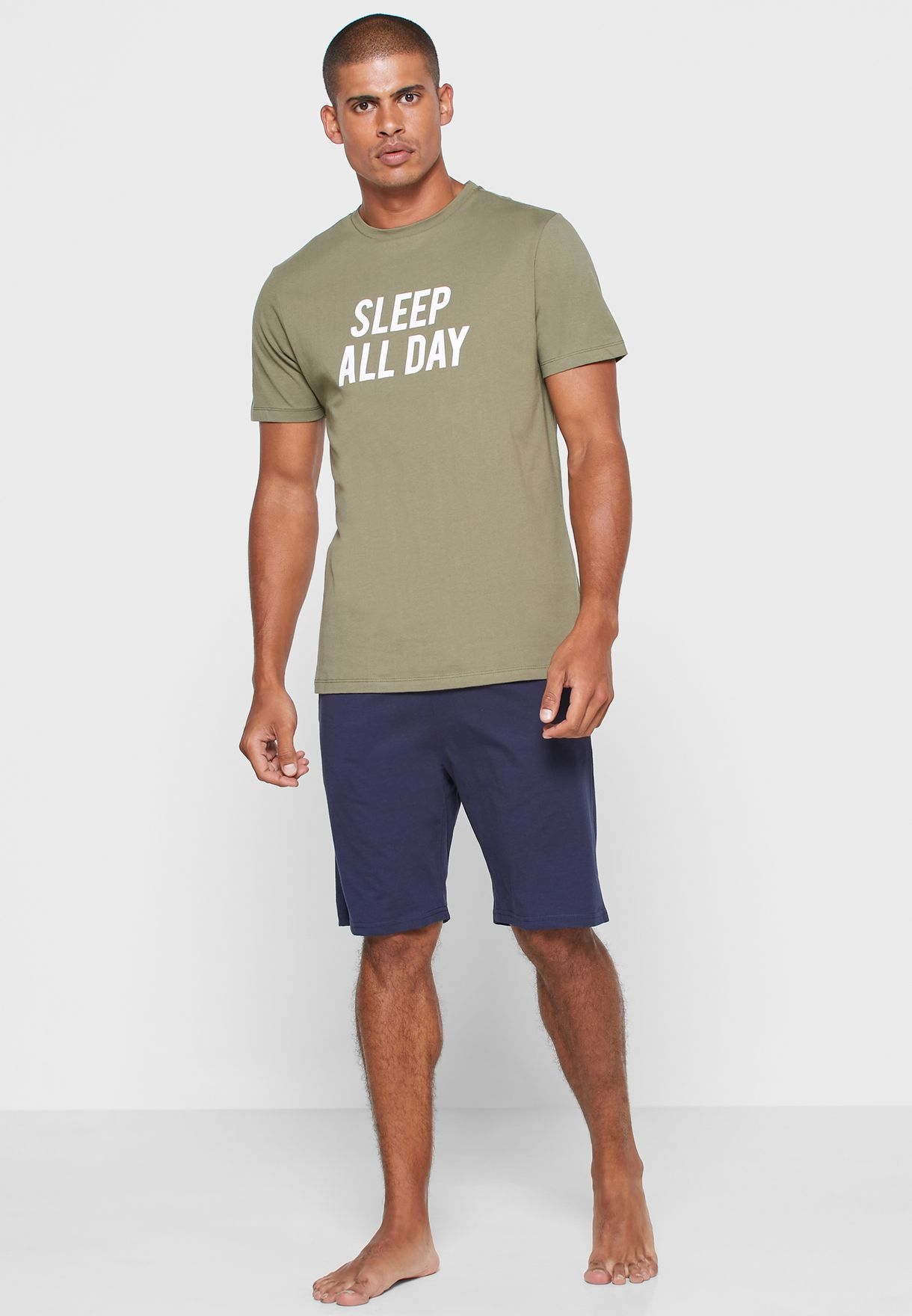 Sleep All Day Nightwear Set
