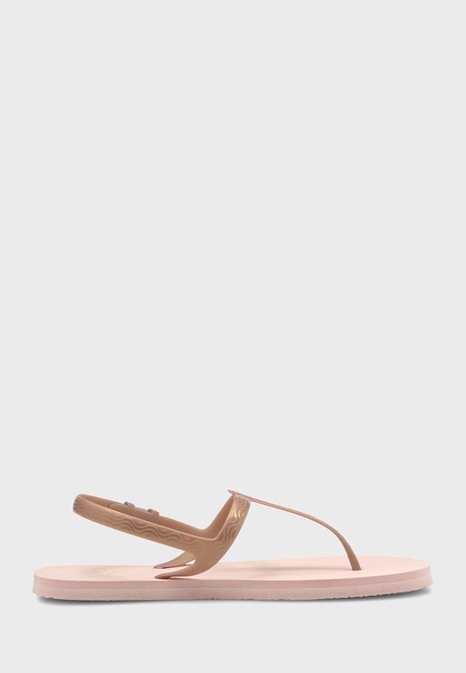 Cozy Sandal