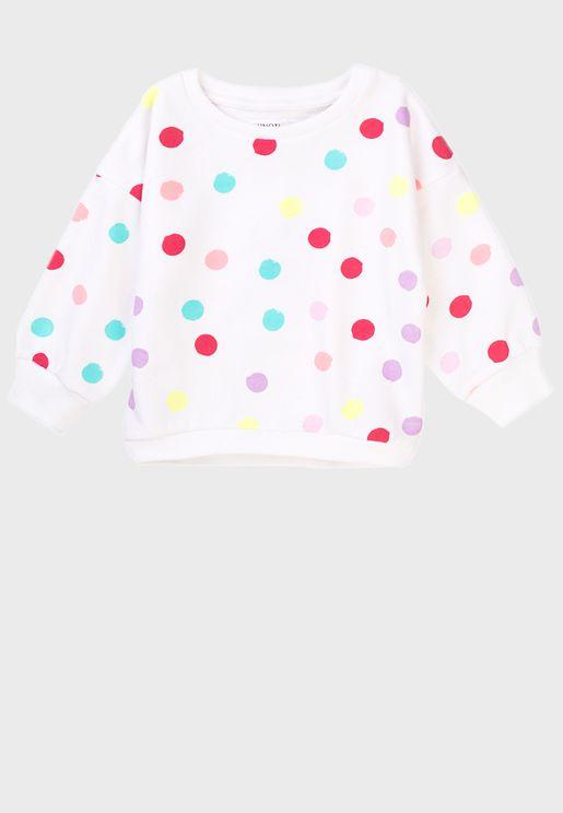 Infant Basic Sweater