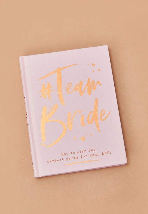 """كتاب  """"Teambride"""""""