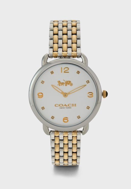 Delancey Slim Analog Watch