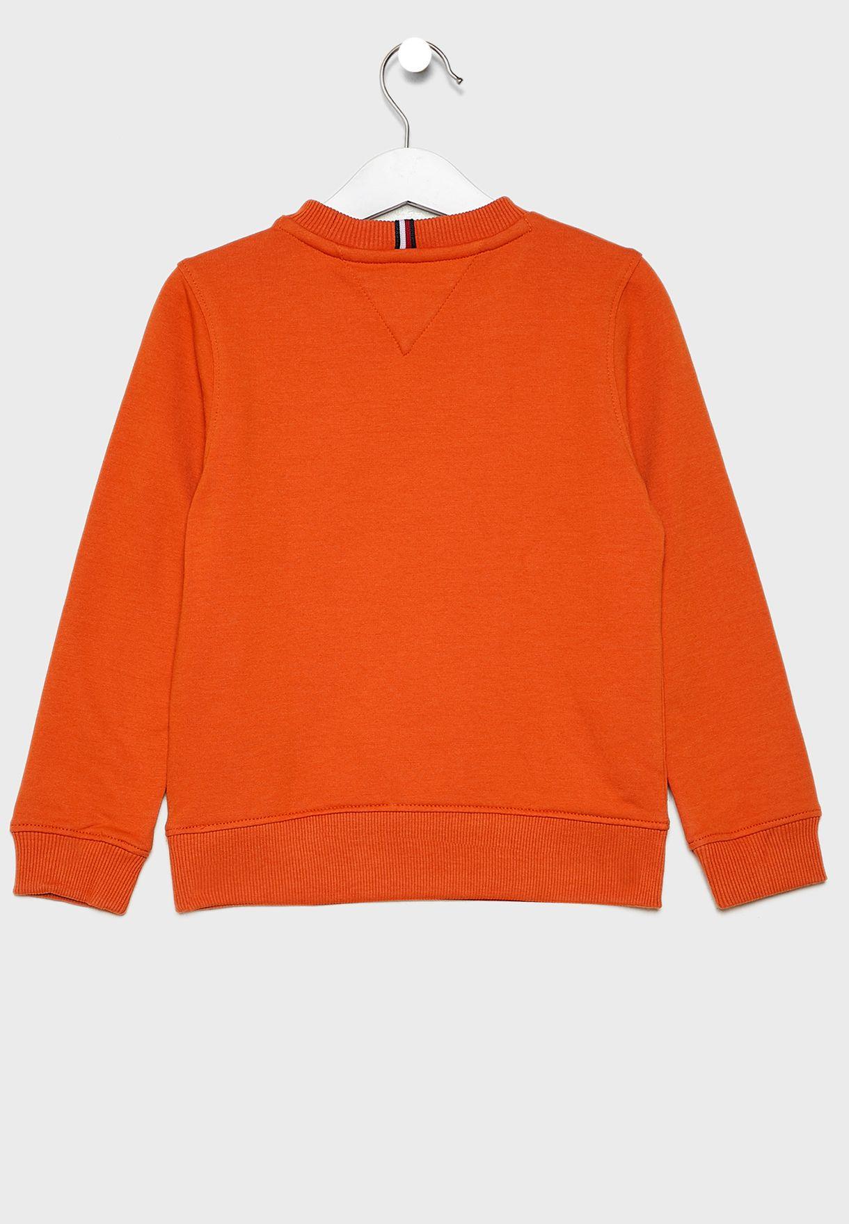 Kids Essential Logo Sweatshirt