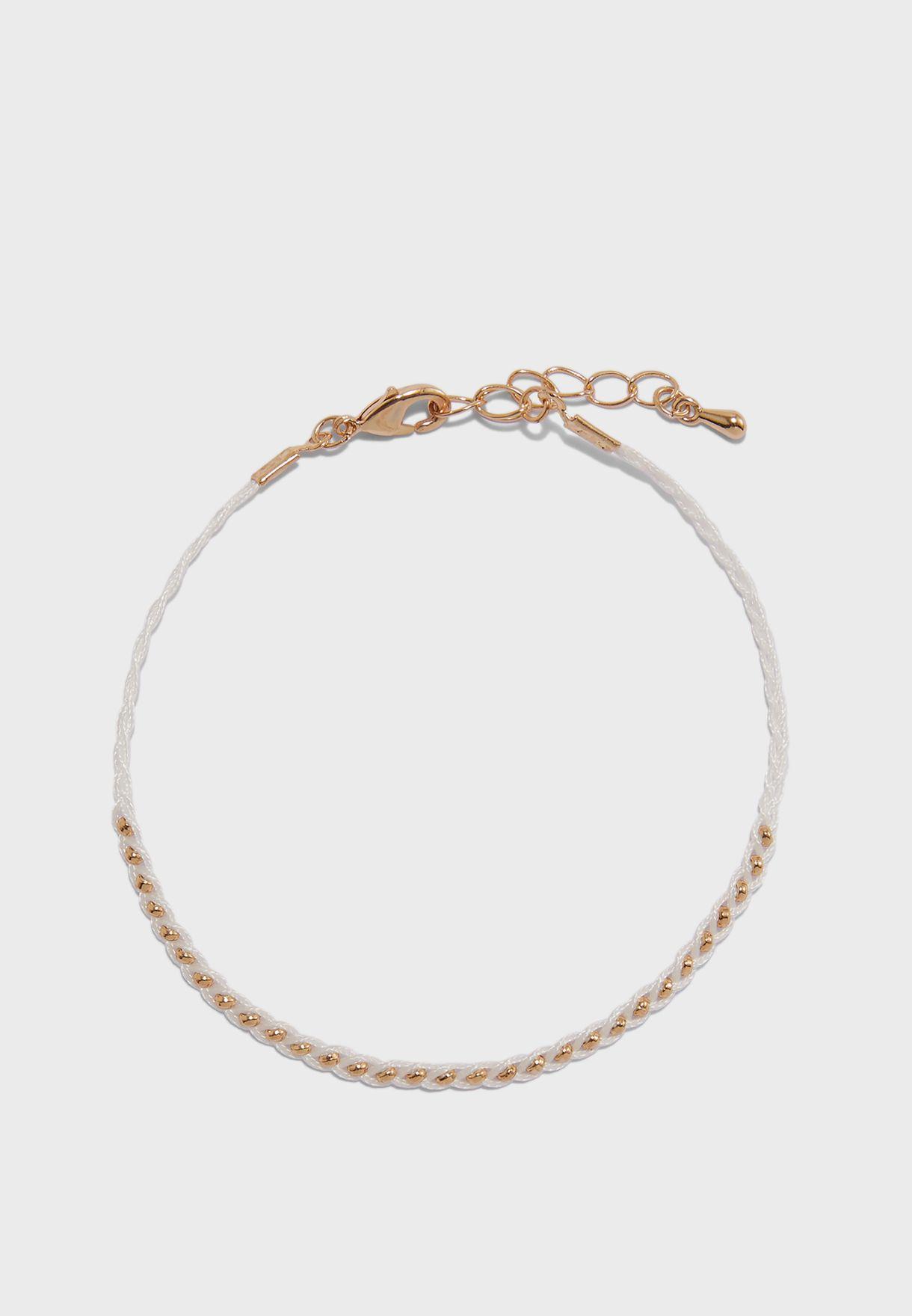 String Beading Bracelet