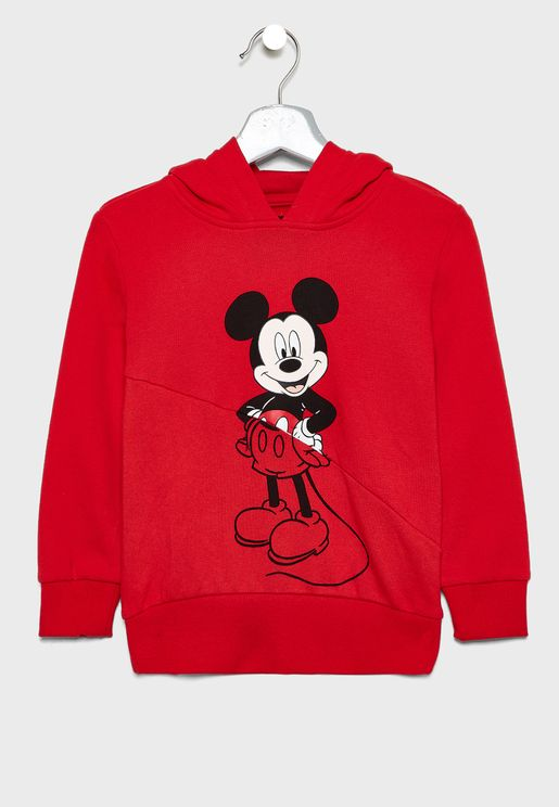 Little Mickey Mouse Hoodie