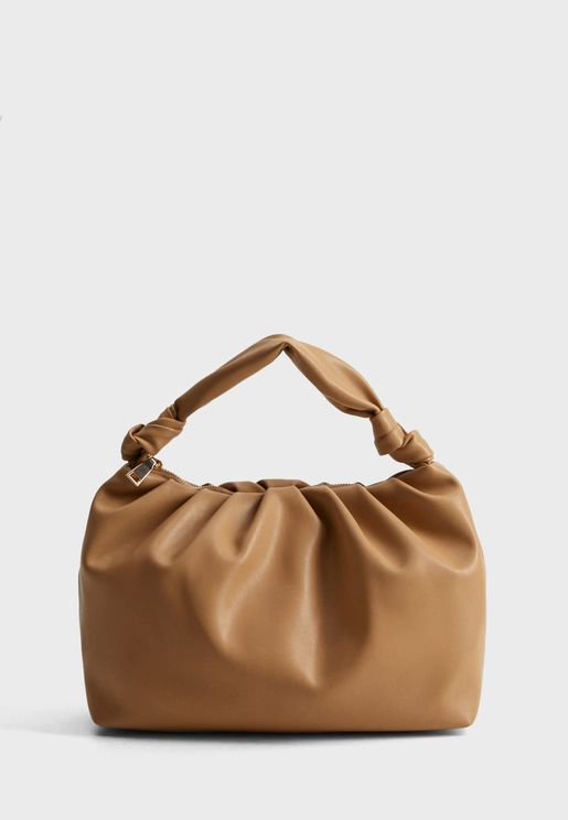 Malayu Pleated Volume Hobo