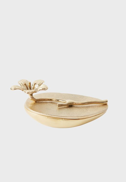 صندوق مجوهرات نحاسي