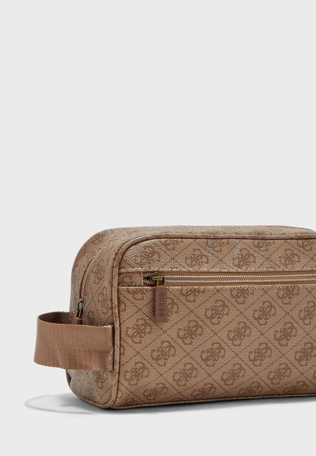 Top Zip Travel Bag