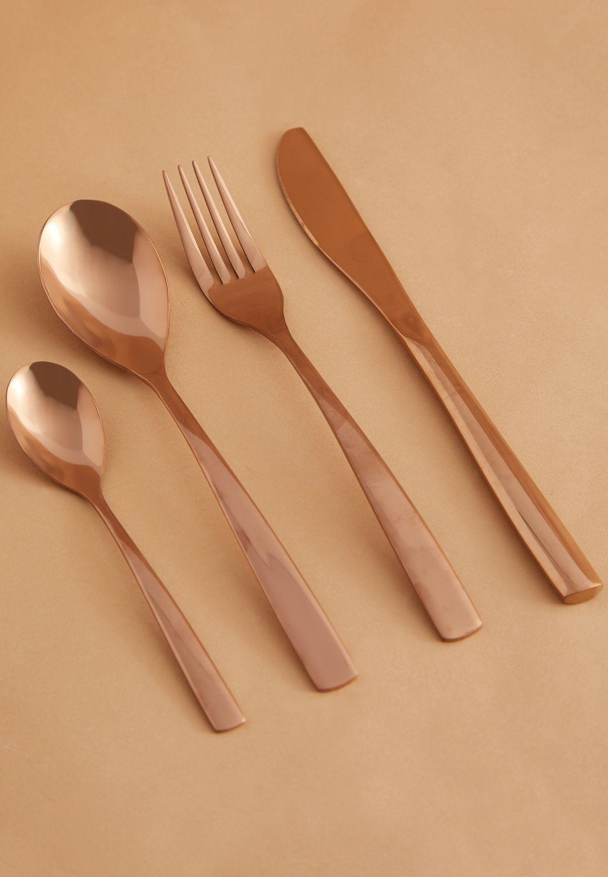 طقم أدوات مائدة 4 قطع