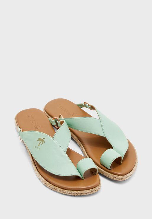 Saafa Flat Sandal
