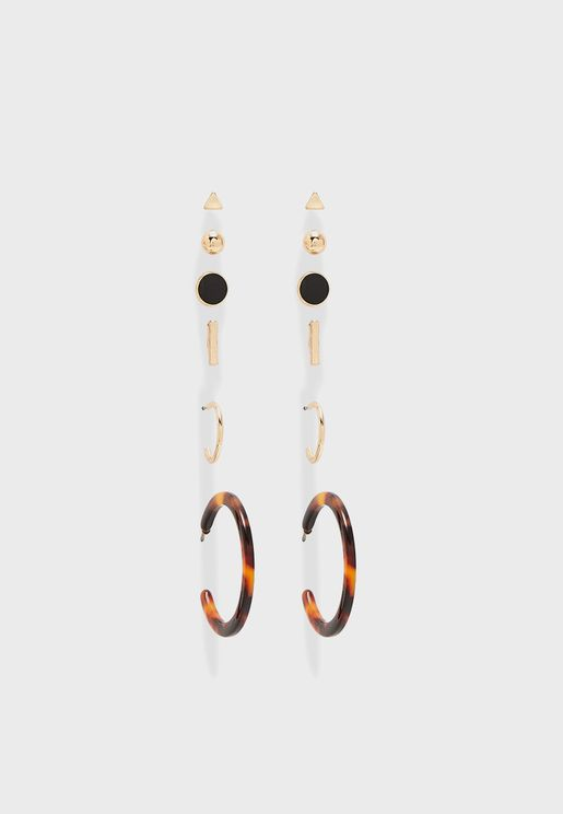 Multipack Waalsprong Earrings