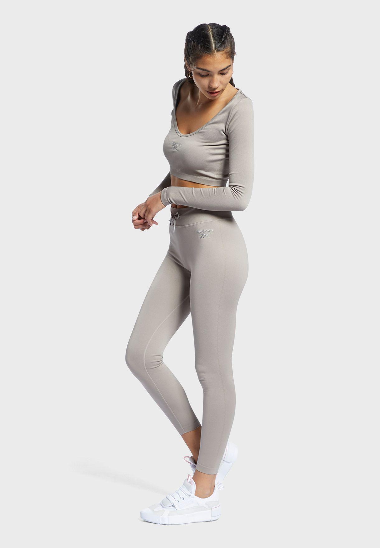 Classics Wardrobe Ribbed Leggings