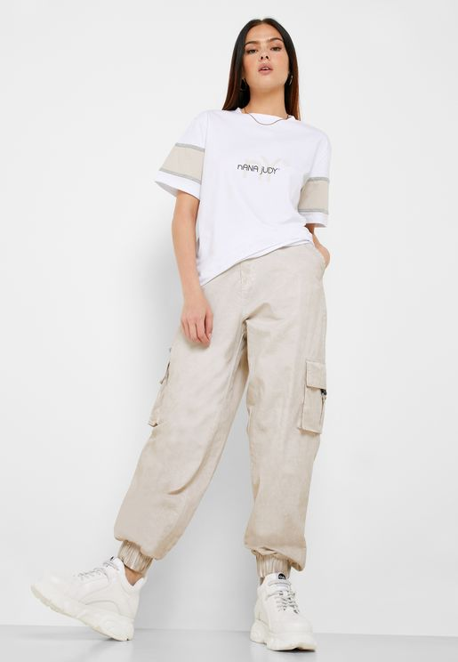 Matira High Waist Pants