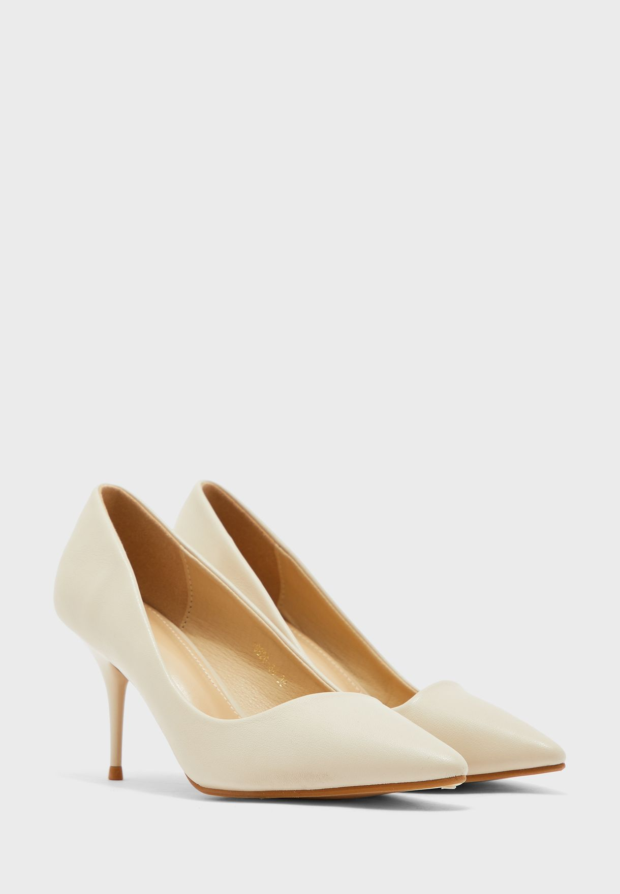 Point Toe Pumps