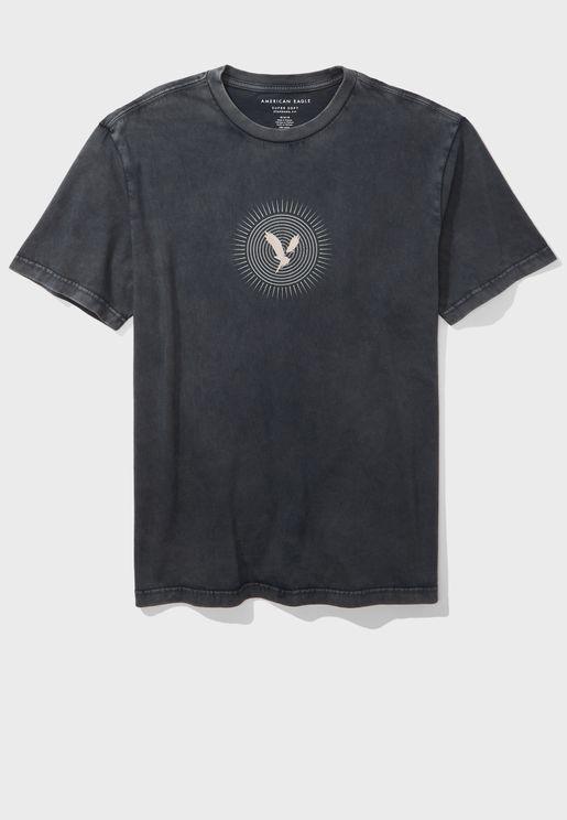 Essential Crew Neck T-Shirt