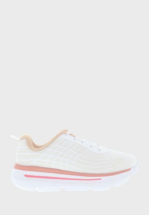 Kara Low-Top Sneakers