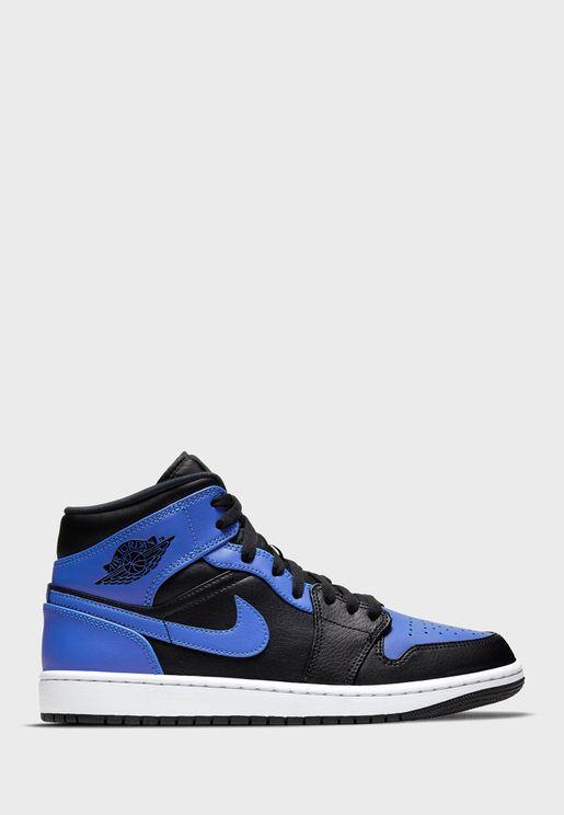 حذاء اير جوردان 1 ميد