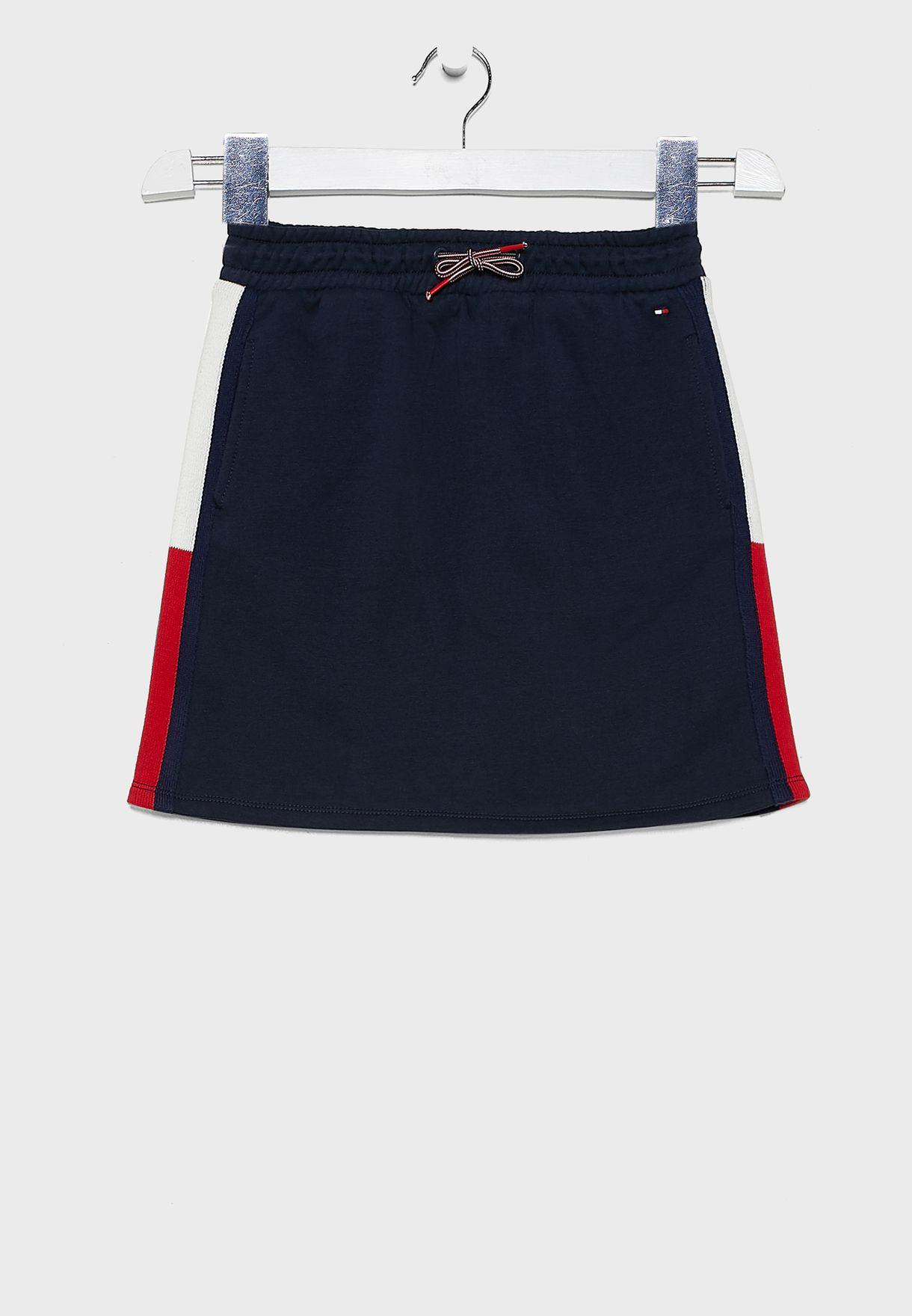 Kids Rib Skirt