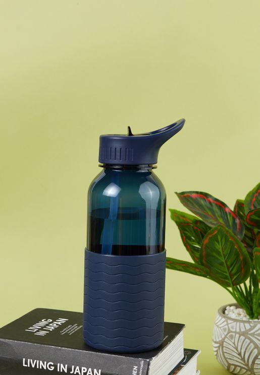 Wave Navy Premium Drink It Up Bottle