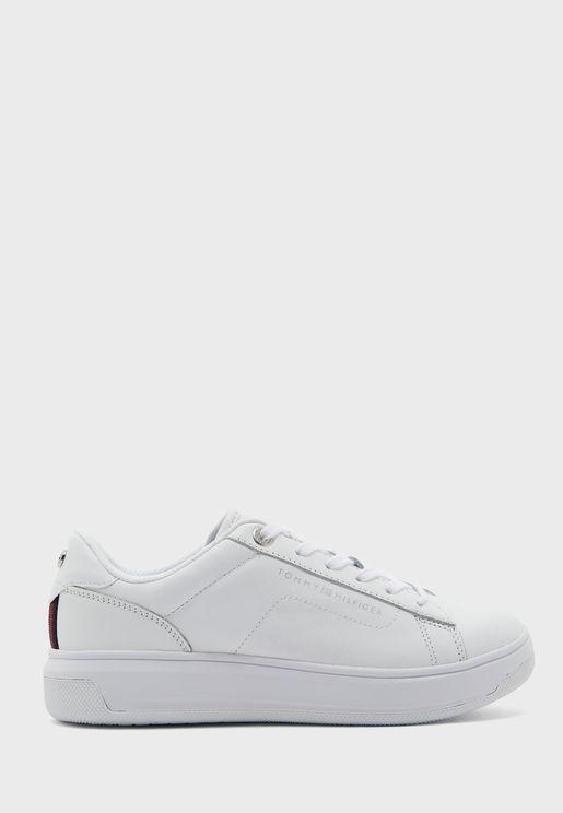 Low Top Cupsole Sneaker