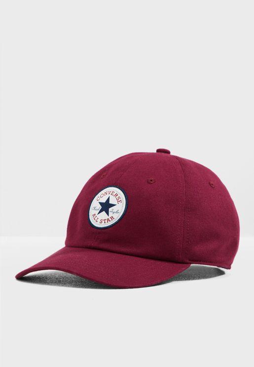 Tipoff Chuck Baseball Cap