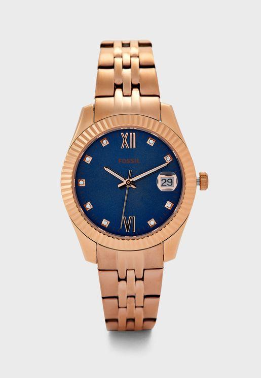 Scarlette Mini analog watch