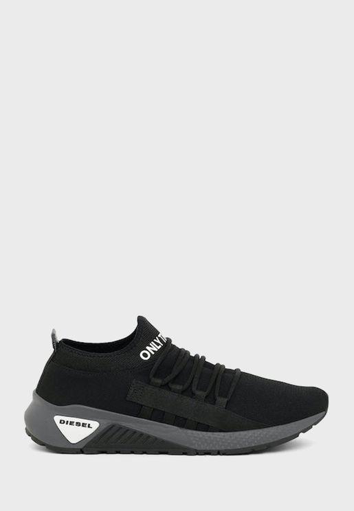 Tape Detail Sock Sneaker