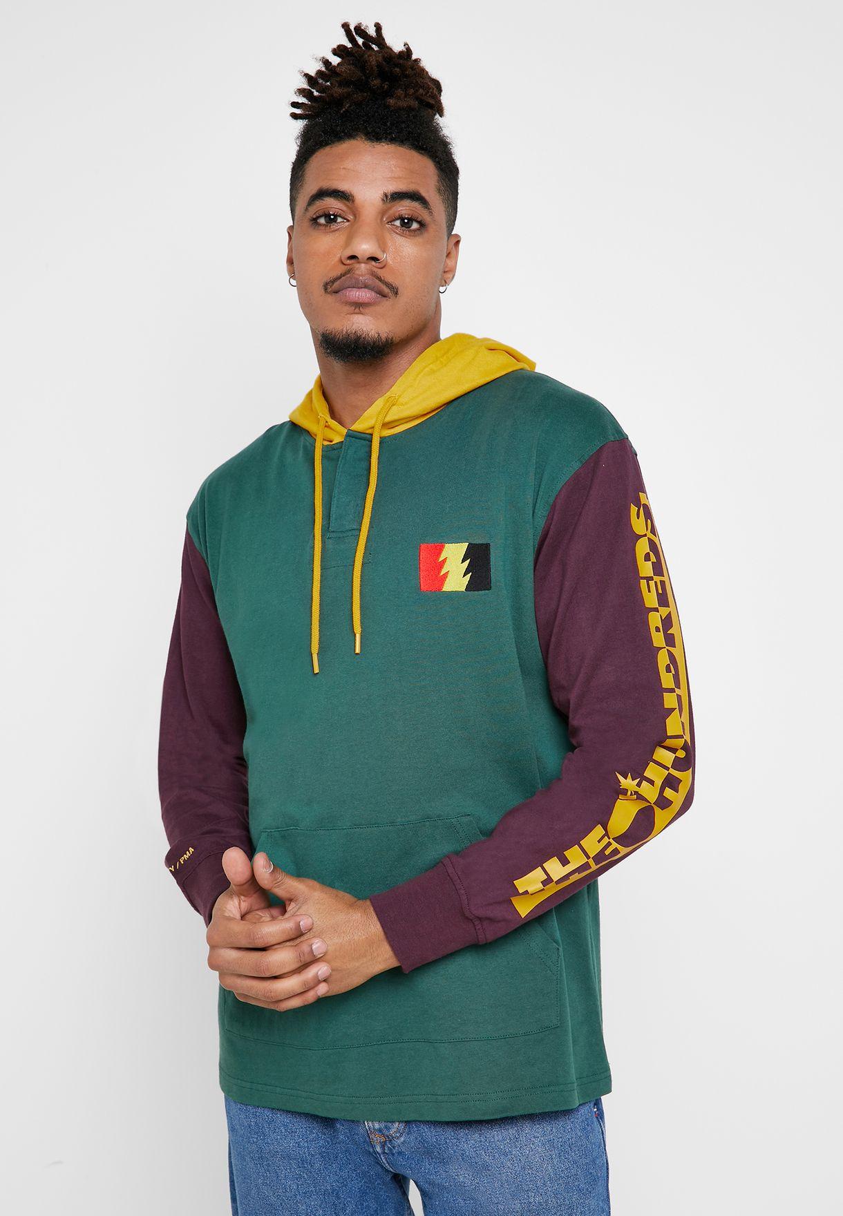 Miller Hooded T-Shirt