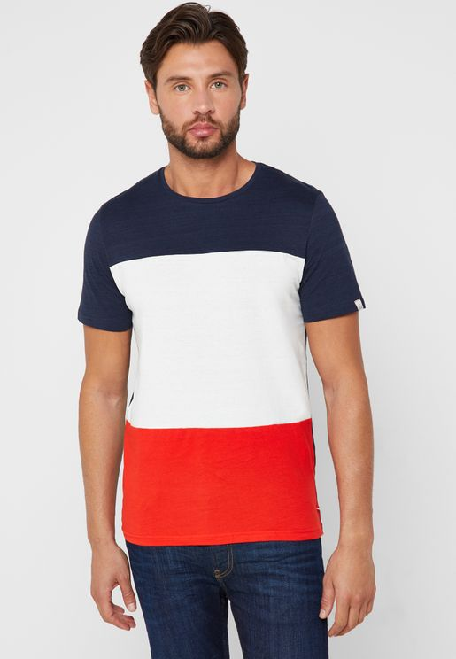 Stage Colourblock T-Shirt