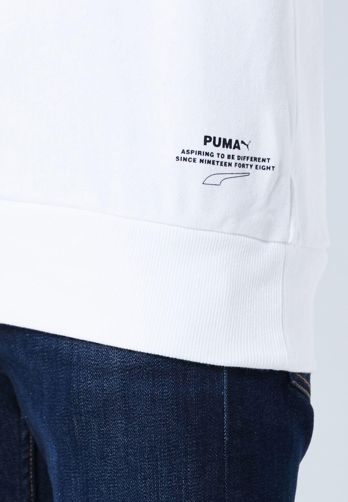 Avenir Graphic Sweatshirt