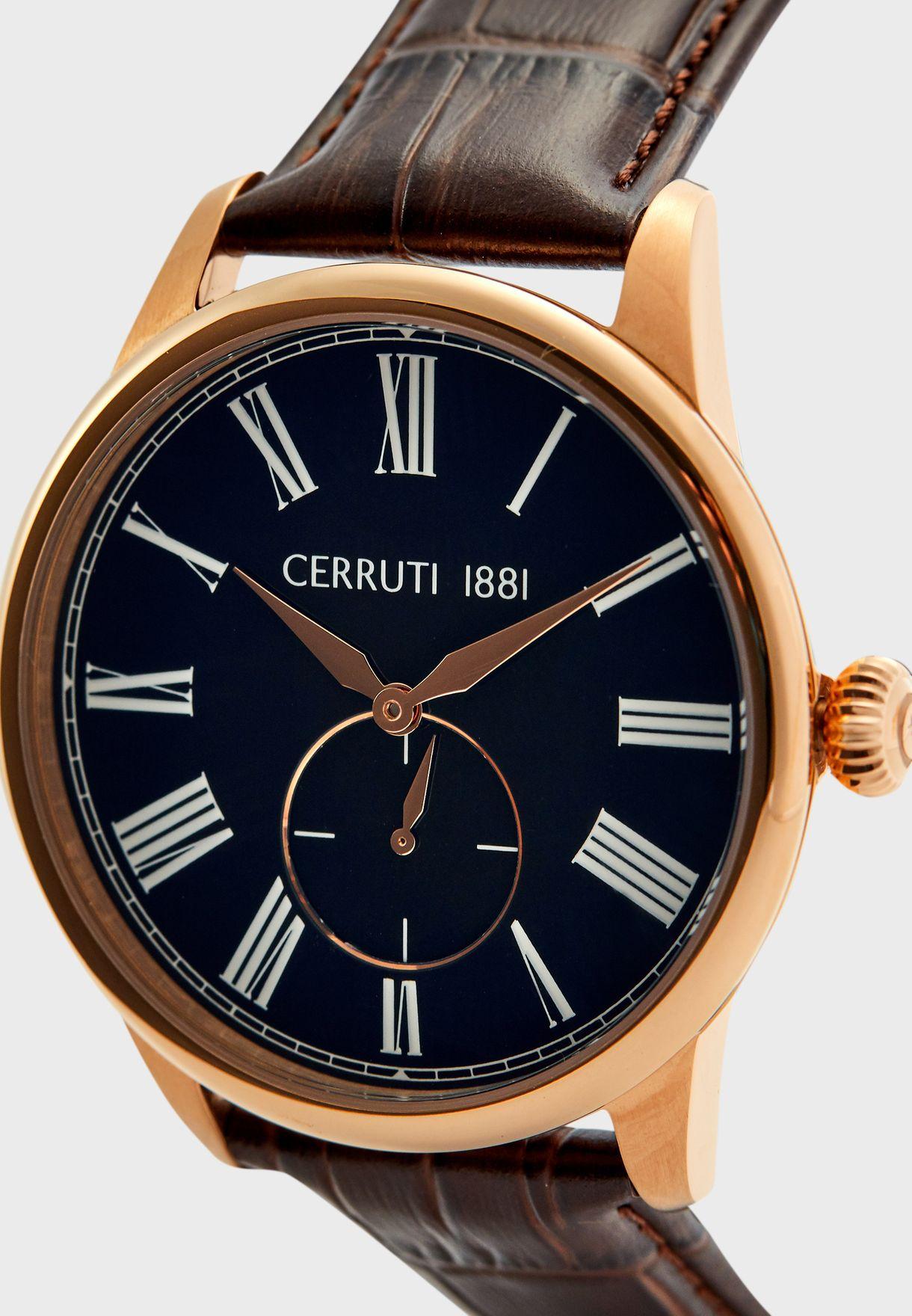 C CRWA26302 Albiano Chronograph Watch