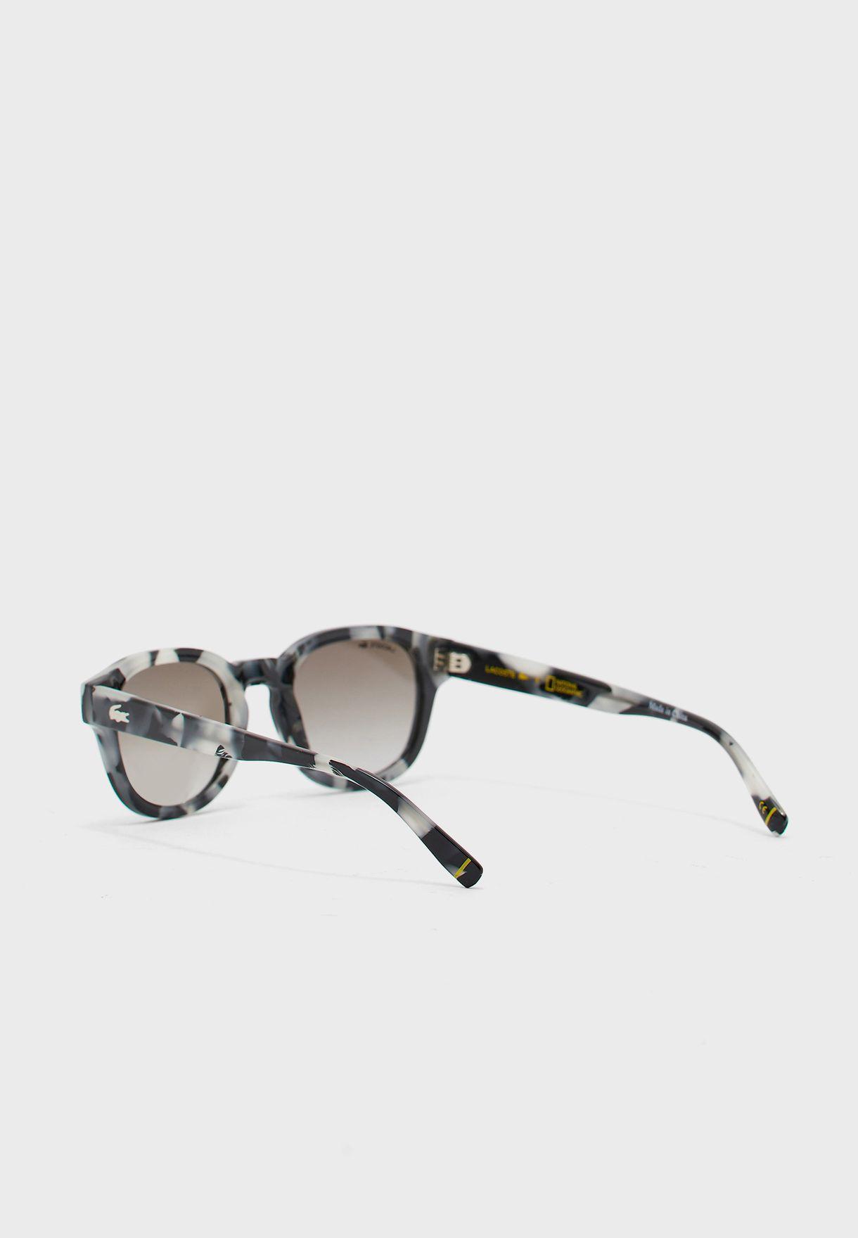 L939SENG Oval Sunglasses