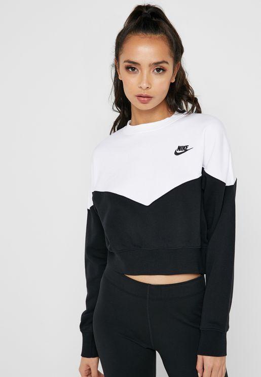Heritage Fleece Sweatshirt